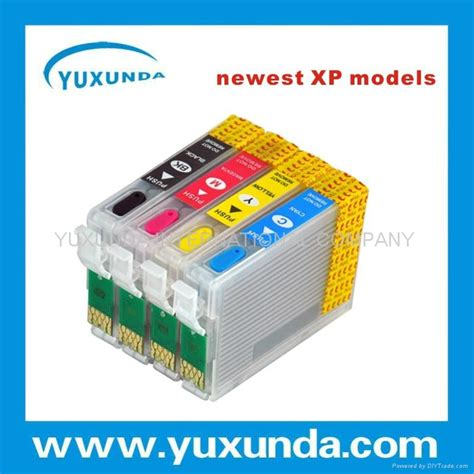 reset epson xp series new type compatible refill ink cartridge for epson new