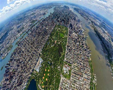 imagenes raras vistas desde el cielo vista desde el cielo new york 407 1280x720 goplaceit