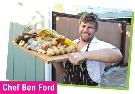 ben ford chef talent bio chef ben ford 187 live on green pasadena