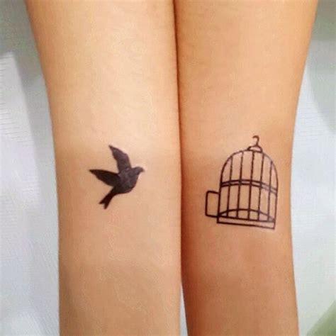 small bird cage tattoo 1000 images about kleine maar betekenisvolle tattoos die