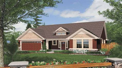 exterior house plans one story craftsman style exterior one story craftsman