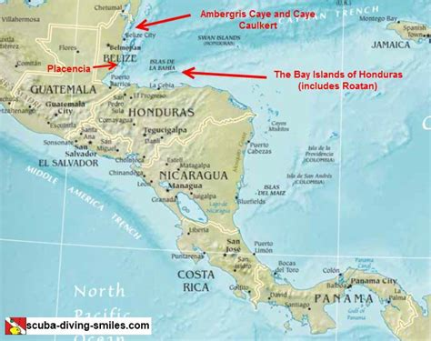 Top Mba In Central America by Scuba Diving In Central America Our Reviews Best Places