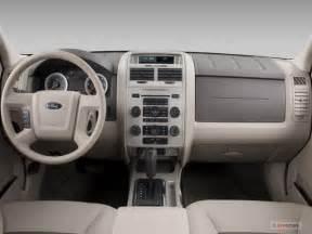 2008 ford escape interior u s news world report