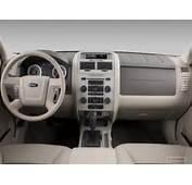 2008 Ford Escape Interior  US News &amp World Report