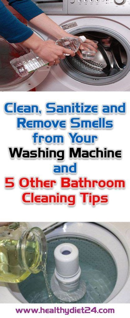 best smelling bathroom cleaner 25 best ideas about washing machine smell on pinterest