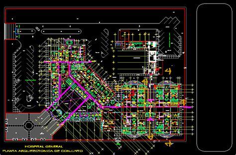 hospital beds  dwg plan  autocad designs cad