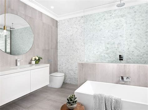 feature wall bathroom ideas 5 bathroom feature walls how to get the look realestate au