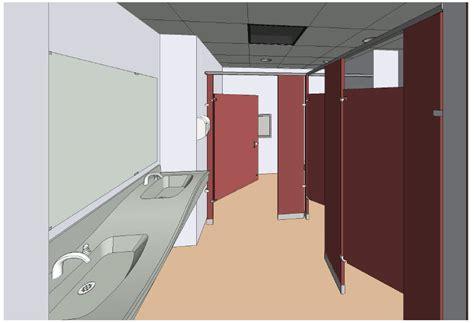 Bathroom Partitions Revit Bradley Revit Toilet Partition Visibility Settings Revit
