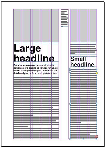 magazine grid layout templates frank santoro notes for comics symposium