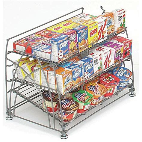 3 Shelf Wire Rack by Arctistic Countertop Wire Display Rack 3 Shelf 22 3 4 Quot L X