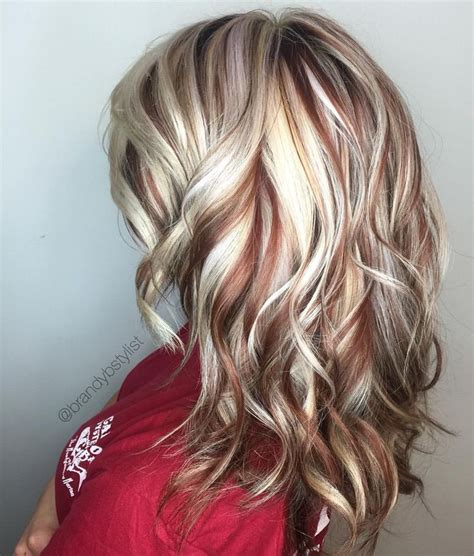 %name What Hair Color Is Best For Me   Hair Color Trends 2017/ 2018   Highlights : Crystal was feelingFall in the air, and decided to