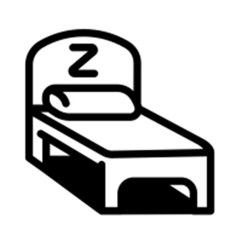 sleep noun get better sleep icons noun project