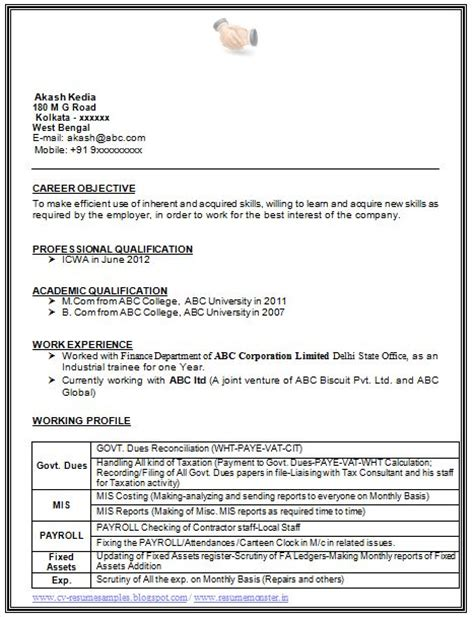 resume format for mis profile military bralicious co