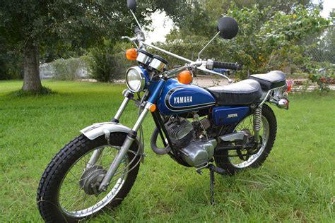 Motorrad 125 Vintage by 1973 Yamaha 125 Enduro Vintage No Reserve