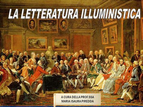 l illuminismo in letteratura illuminismo letteratura 28 images italiano differenza