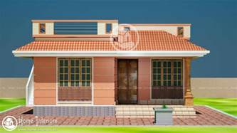 Kerala House Design Below 1000 Square Feet 850 square feet amazing and beautiful kerala home designs