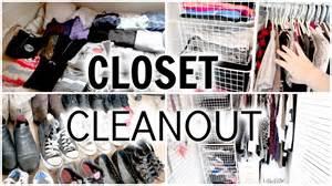 closet cleanout closet cleanout r 229 d til hvordan rydde ut av skap youtube
