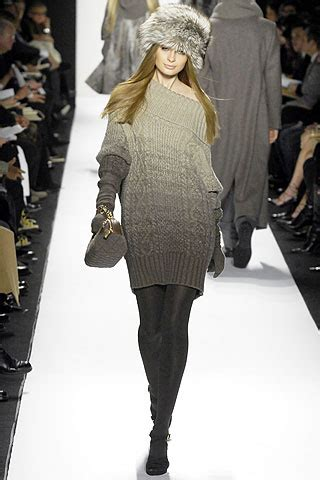 Michael Kors Fall 2007 by Michael Kors New York Fall Winter 2007 2008 Ready To