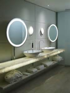 Vanity Mirror With Lights Built In How To Light Bathroom How To Light Bathrooms