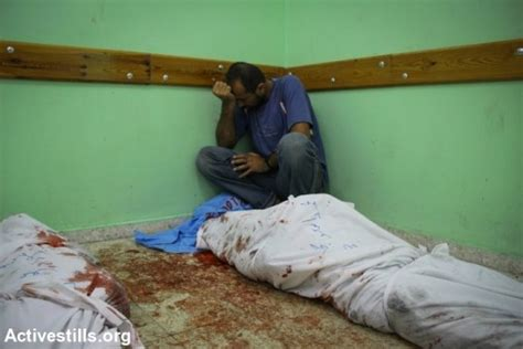 Bodies On The Floor by What Would Israelis Say To Families Of Civilian Casualties