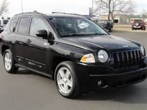 Jeep Compass 2008 2008 Jeep Compass Sport Lethbridge Alberta Used