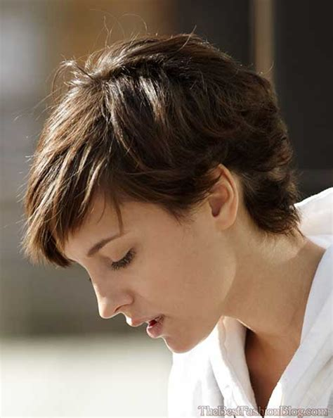 pixie cut for wavy thick hair 15 pixie cuts for thick hair short hairstyles 2017