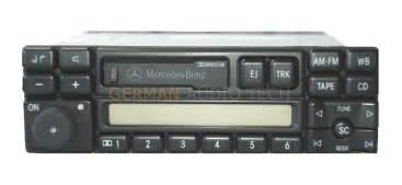 Mercedes E320 Radio Code Mercedes Radio Stereo Cassette 1995 1996 1997 1998 R129