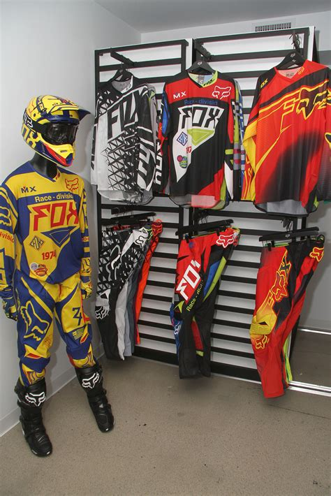 motocross racing 2014 360 lineup 2014 fox racing gear collection motocross