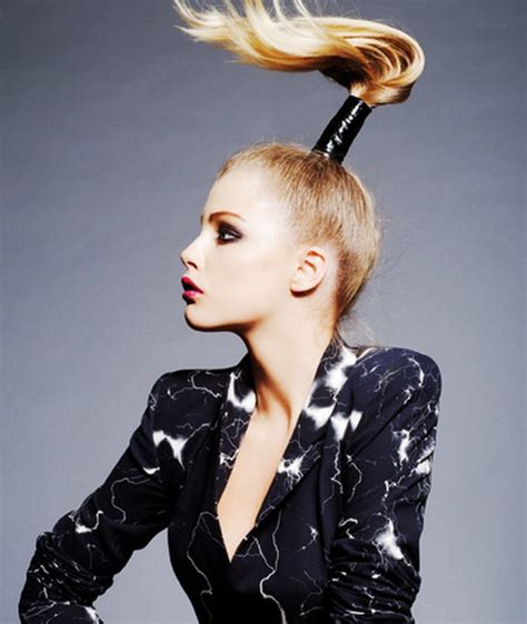High Fashion Hairstyles by High Ponytail Hairstyles 43 Stylish