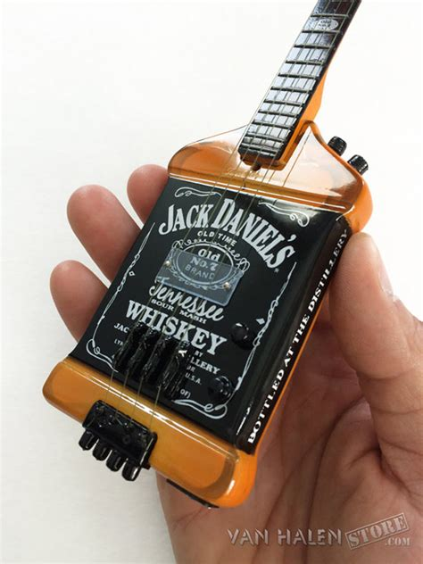 jack anthony daniels michael anthony s new jack daniel s mini bass replicas now