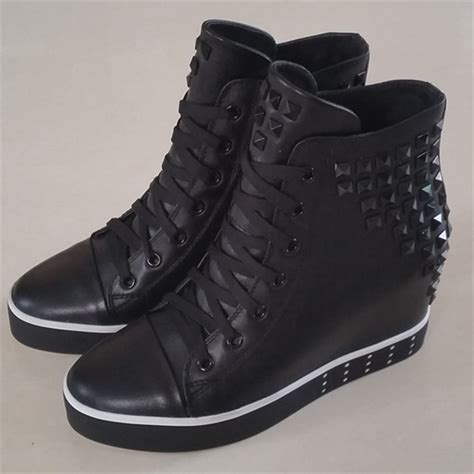 get cheap wedge sneakers aliexpress