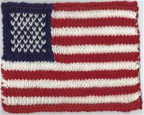 who knitted the american flag top 4 projects for 4th july loveknitting