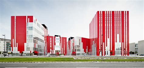 university appartments university housing gand 237 a guallart architects archdaily