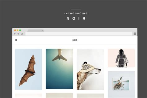 Theme Tumblr Noir | 40 best tumblr themes for your individual blogs show wp