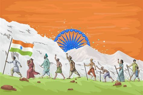 50 Years Of Indian Independence Essay by Essay On India After Independence
