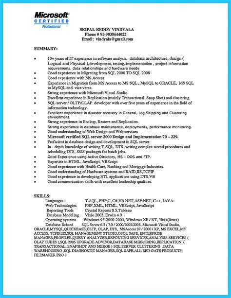 high impact  administrator resume   noticed
