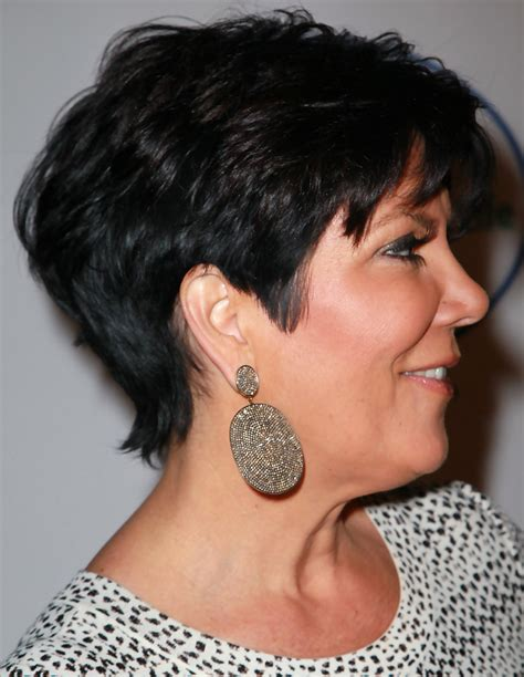 kris jennernewhaircut frount back and side kris jenner haircut front and back short hairstyle 2013