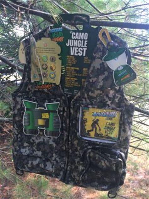 Backyard Safari Vest Explore The Great Outdoors With Backyard Safari