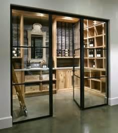 Refrigerated Wine Cabinet Wine Storage Designs Cami Weinstein
