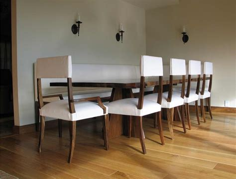 dining table with banquette seating banquette dining room furniture century furniture dining