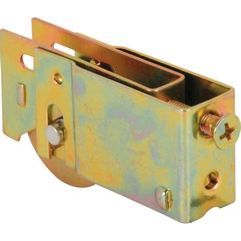 Sliding Glass Door Roller Assembly Prime Line Sliding Glass Door Roller Assembly 1 1 4 In Steel Bearing Roller D 1762 The