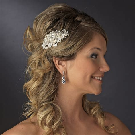 Wedding Hairstyles With Diamantes by 7 Gorgeous Wedding Updos And Bridal Upstyles