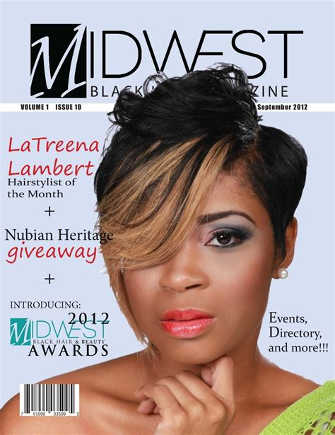 Black Hair Magazine Hairstyles 2012 midwest black hair magazine hairstyle 2013