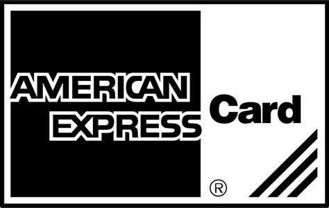 American Express Logo Gift Cards - white american express