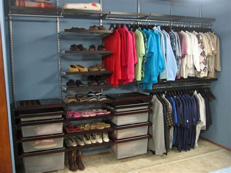 Elfa Wardrobe System by Closet Organizers Elfa Winda 7 Furniture