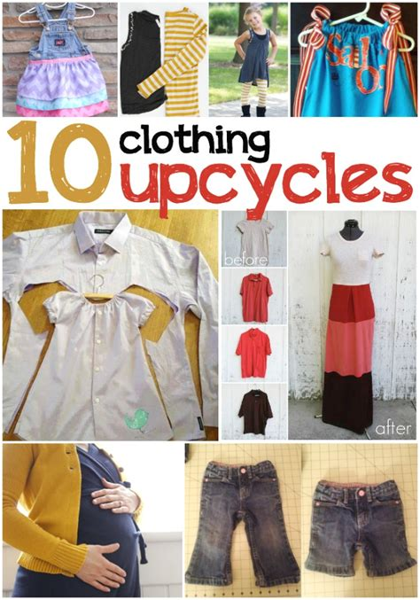 themes for children s clothing 10 brilliant upcycled clothing ideas the realistic mama
