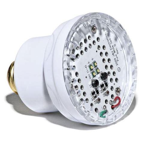 J J Electronics Lpl M1 Wht 12 Purewhite 2 Led 12v 10w Led Pool Light Fixture