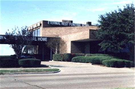 eternal rest funeral home houston houston tx