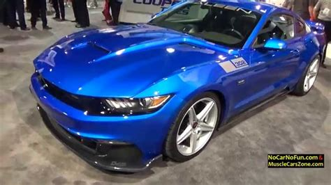 blue saleen mustang 2015 ford mustang 302 saleen metallic blue 2015 sema motor