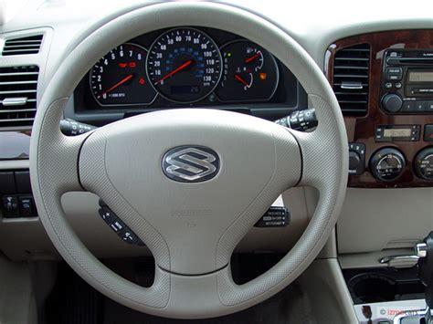 2005 Suzuki Xl7 Tire Size Image 2005 Suzuki Xl 7 4 Door Auto 2wd Lx Steering Wheel